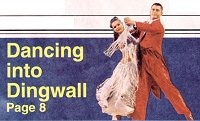 Dancing into Dingwall