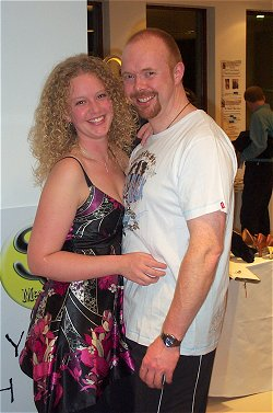 First Scottish Salsa Congress, Edinburgh, 2008