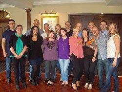 Salsa North for Team Building Events - Inverness, May 2012