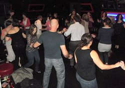 Salsa North party at Stornoway