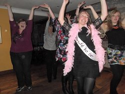 Salsa North hen parties