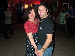 Photo from Tony Lara's Bachata Workshop